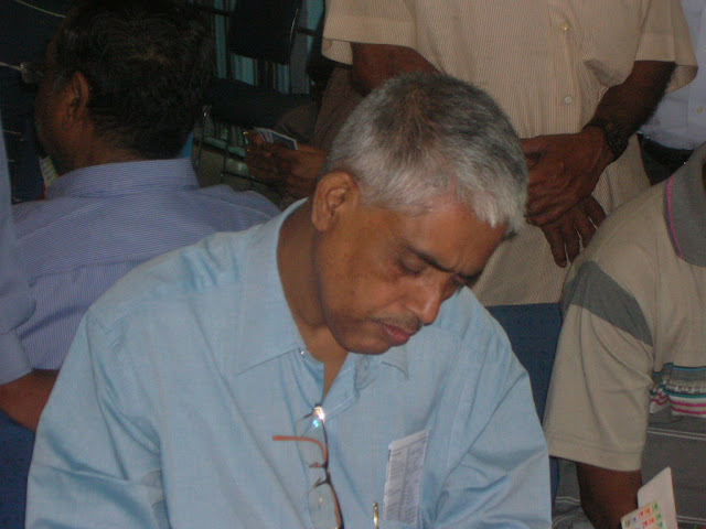 Deep in Thought – Mr. Pritish Kushari