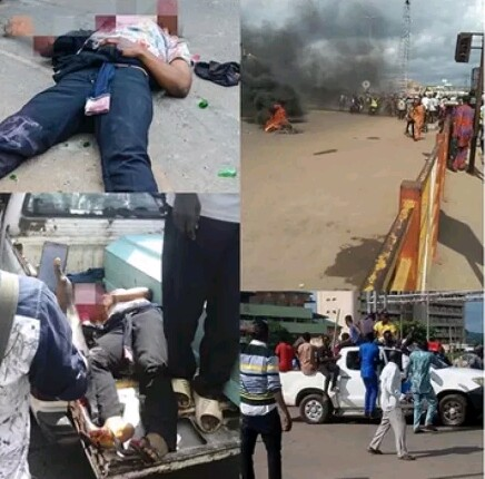 Ondo: NSCDC Officers Killed Man And His Younger Sister (Graphic Photos)