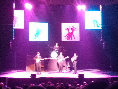 Rain Beatles Tribute Band Seattle 2013