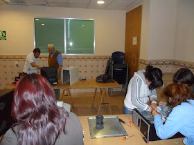Curso de Montaje y Mantenimiento Ordenadores. Centro Cultural Islámico de Valencia. Marzo 2013