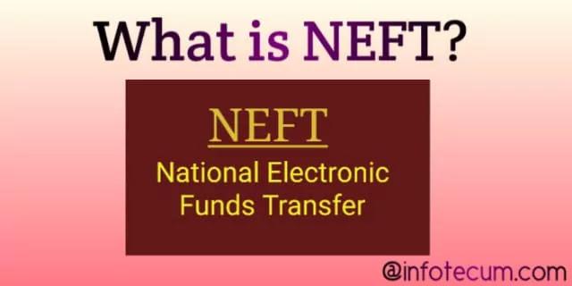 Benefits of using NEFT