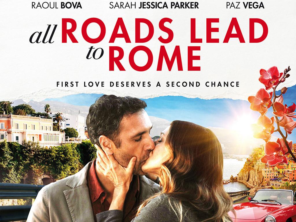 Όλοι οι δρόμοι οδηγούν στη Ρώμη (All Roads Lead to Rome) Wallpaper