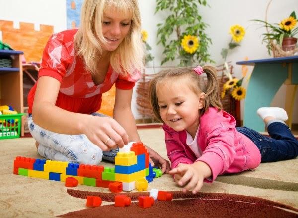 Как развивать ребенка в игре