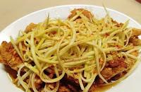 Ayam Goreng Mangga (Mango Chicken)