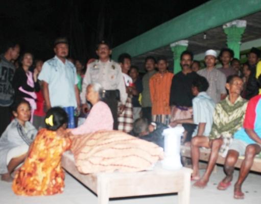 Katikan Ngawi: Ustazah meninggal Dunia Saat Mengajar Ngaji Santri-santrinya