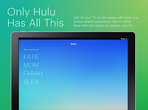 Filme Uita-te La TV și Stream: Hulu APK screenshot thumbnail 9