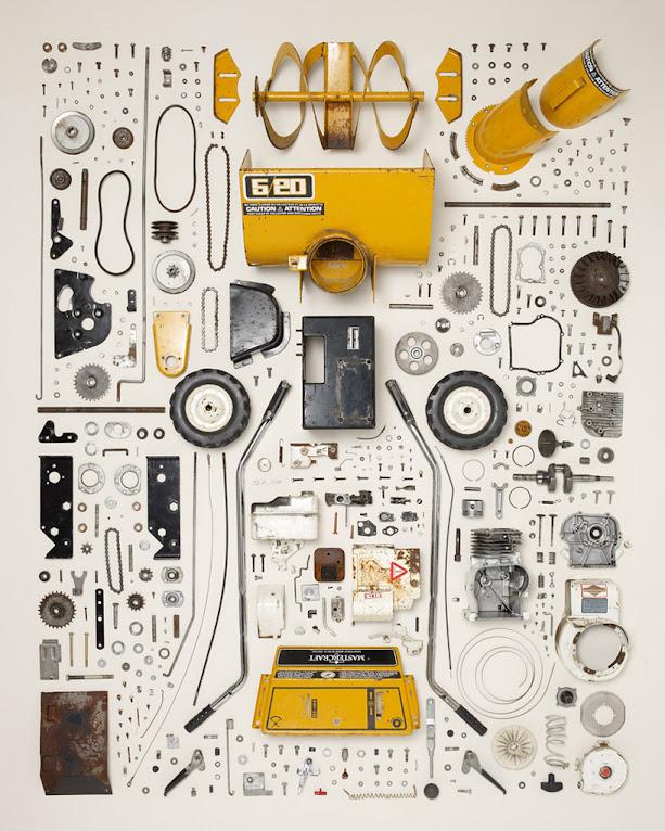 *拆解你的手機:藝術攝影師Todd Mclellan現代藝術攝影 Things Come Apart! 6