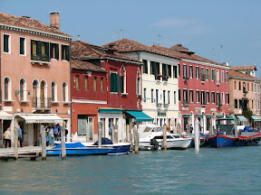 View from the Ponte Longo, Murano