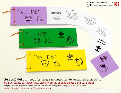 Selecció del quinze, de Ferran Cerdans Serra