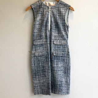 Tory Burch Belted Ponte Dress