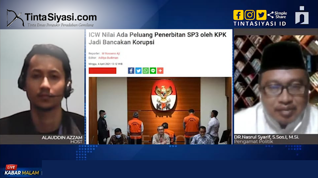 Dianggap Mega Korupsi dalam Sejarah Indonesia, Pengamat: Rakyat harus Menolak SP3 Kasus BLBI