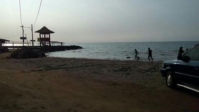 Pantai pondok bali legonkulon subang jawa barat