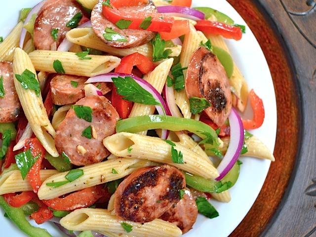 Louisiana pasta salad recipe