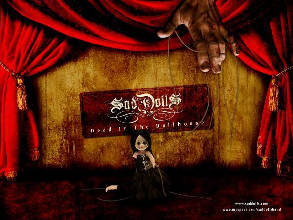 Dead In The Dollhouse, Bloody