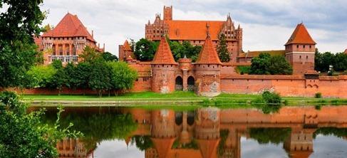 Malbork-Castle-Most-Imposing-Brick-Structure