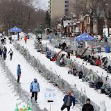 Pentathlon des neiges 2011