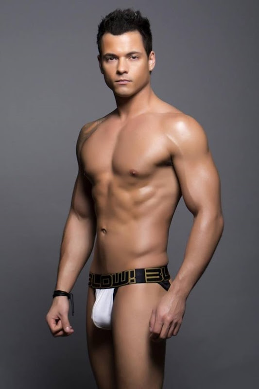 Sexy Guy in Andrew Christian Jockstrap