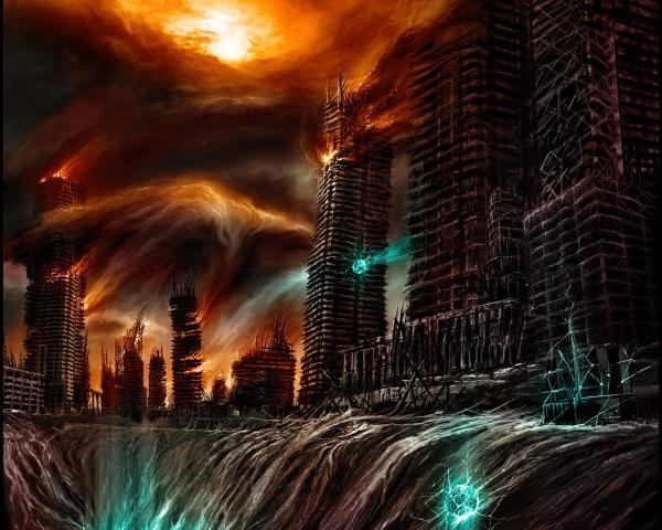 Territory From Nightmare, Fantasy Scenes 2