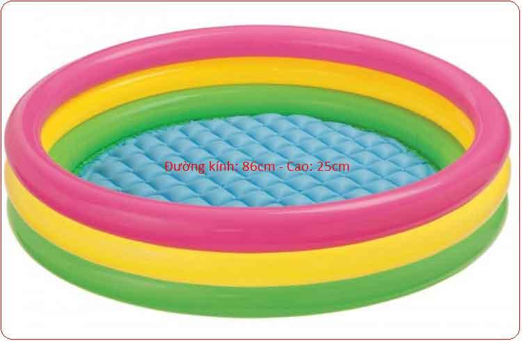 Bể bơi trẻ em intex 58924 (86cm-25cm)