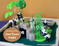 Small World Play: Giant Pandas