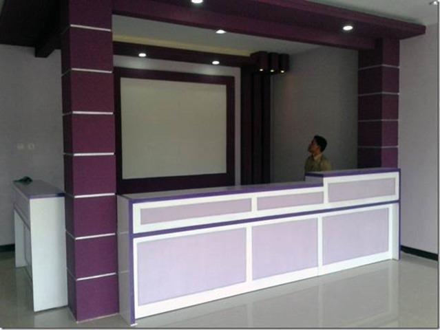 Foto Interior Ruang Pelayanan Baru