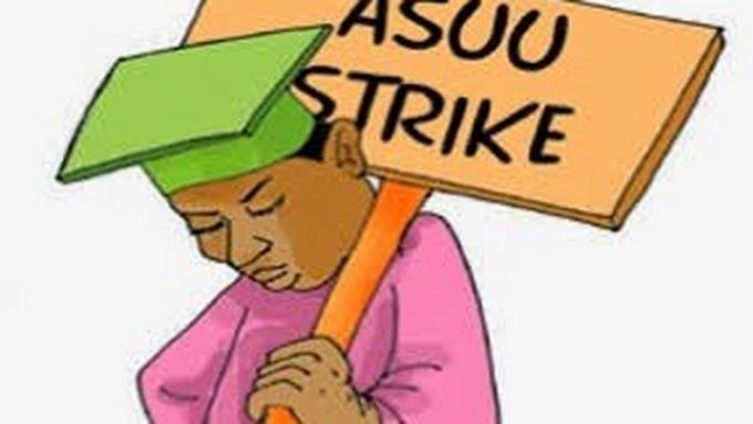 ASUU Strike: ASUU insists it won't call off strike till it sees evidence of government implementation, not promises
