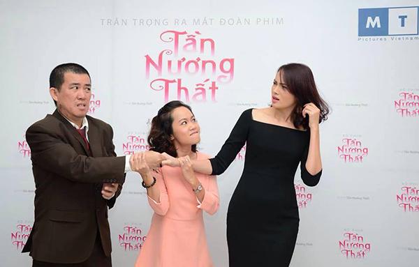 Tần Nương Thất SCTV14