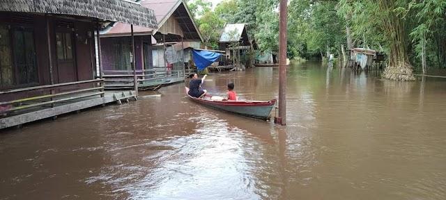Legislator Ini Ingatkan Kewaspadaan Luapan Air Sungai