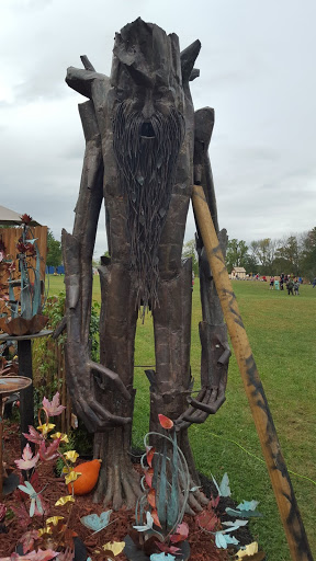 Treebeard at the Ohio Renaissance Festival