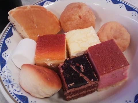ケーキ 回転寿司かいおう小牧パワーズ店