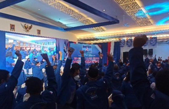 Kubu Moeldoko Gelar HUT ke-20 Demokrat, Zaky: Itu Memalukan