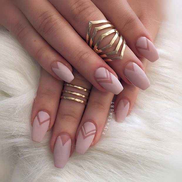 Latest Matte Nail Designs You Will Love 2