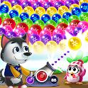 Bubble Shooter - Frozen Pop : 2021 icon
