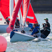 National 18s and UCC sailing Club 40th Anniversary