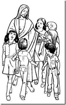 imagenes de jesus con niños  (2)