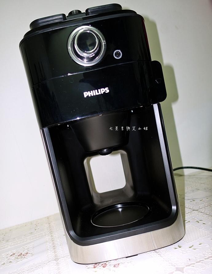5 飛利浦2+全自動雙豆槽咖啡機