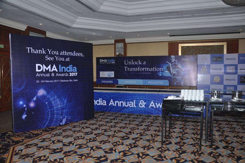 DMA India Annual & Awards 2016  - 2