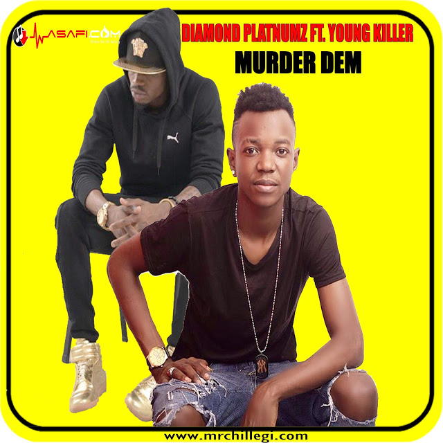 Download I DIAMOND PLATNUMZ FT  YOUNG KILLER - MURDER DEM