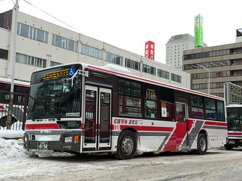 北海道中央バス 三菱エアロスターノンステップ 4194_01