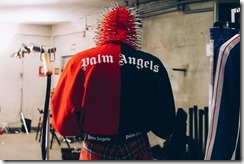 01 PALM ANGELS FW 18-19 - Backstage images