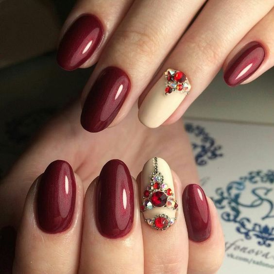 Easy Nail Designs For Long Nails 2018 12