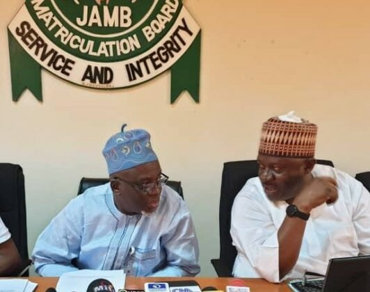 JAMB to Conduct Tests for NIS, NSCDC Applicants in December 2020