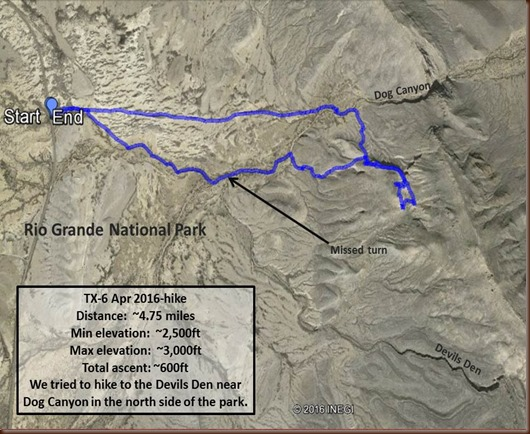 Big Bend-6 Apr 2016-hike