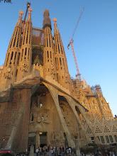 Photo: La Sagrada Familia. Primero me enojó lo que cobraban de entrada y no quise sacarle fotos, pero la verdad, se las recontramerece.