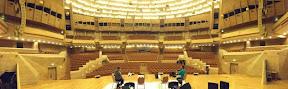 MDM Moscow Svetlanov Hall Sound Check December 19th 2013