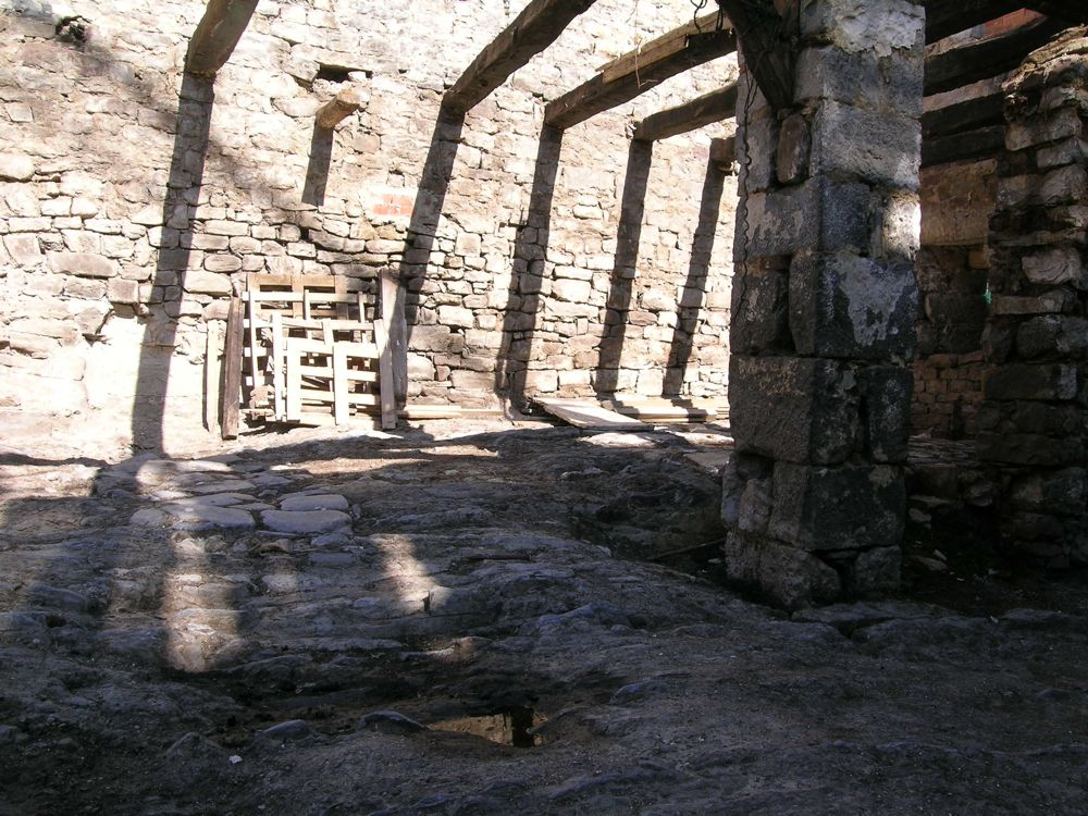 Reconstruccion Torre de Uriz - DSCN8497.JPG