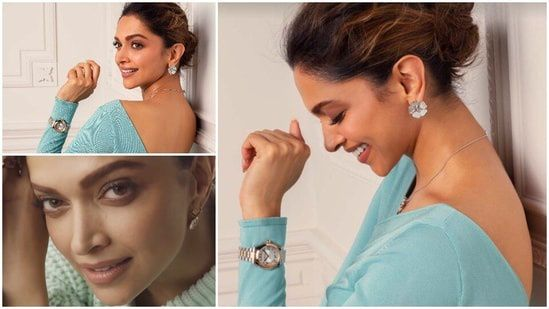 Deepika Padukone is shining in the new photoshoot, know what makes you happy?