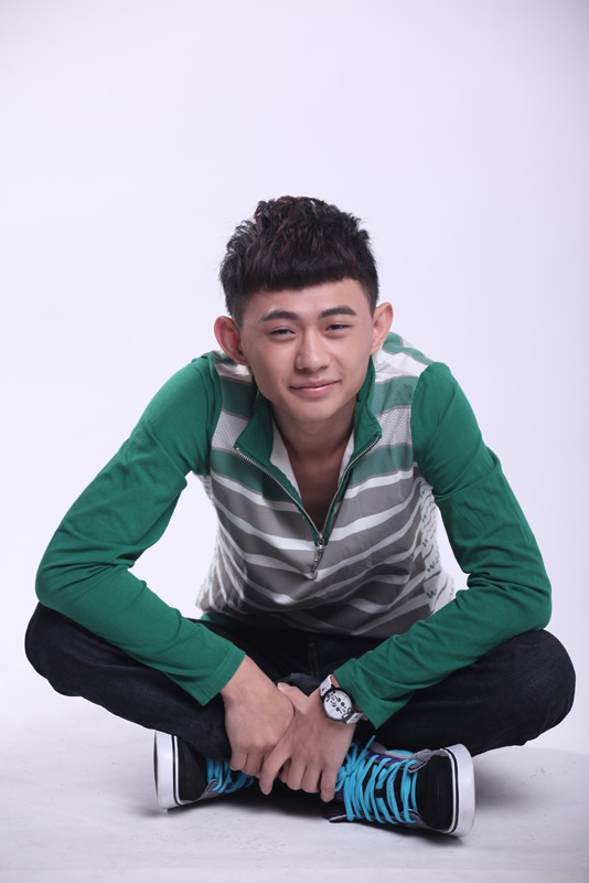 Guo Zihao China Actor