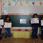 Introduction of Letter R (Nursery) 10.12.2015