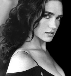 Jennifer Connelly redefining the definition of beautiful.